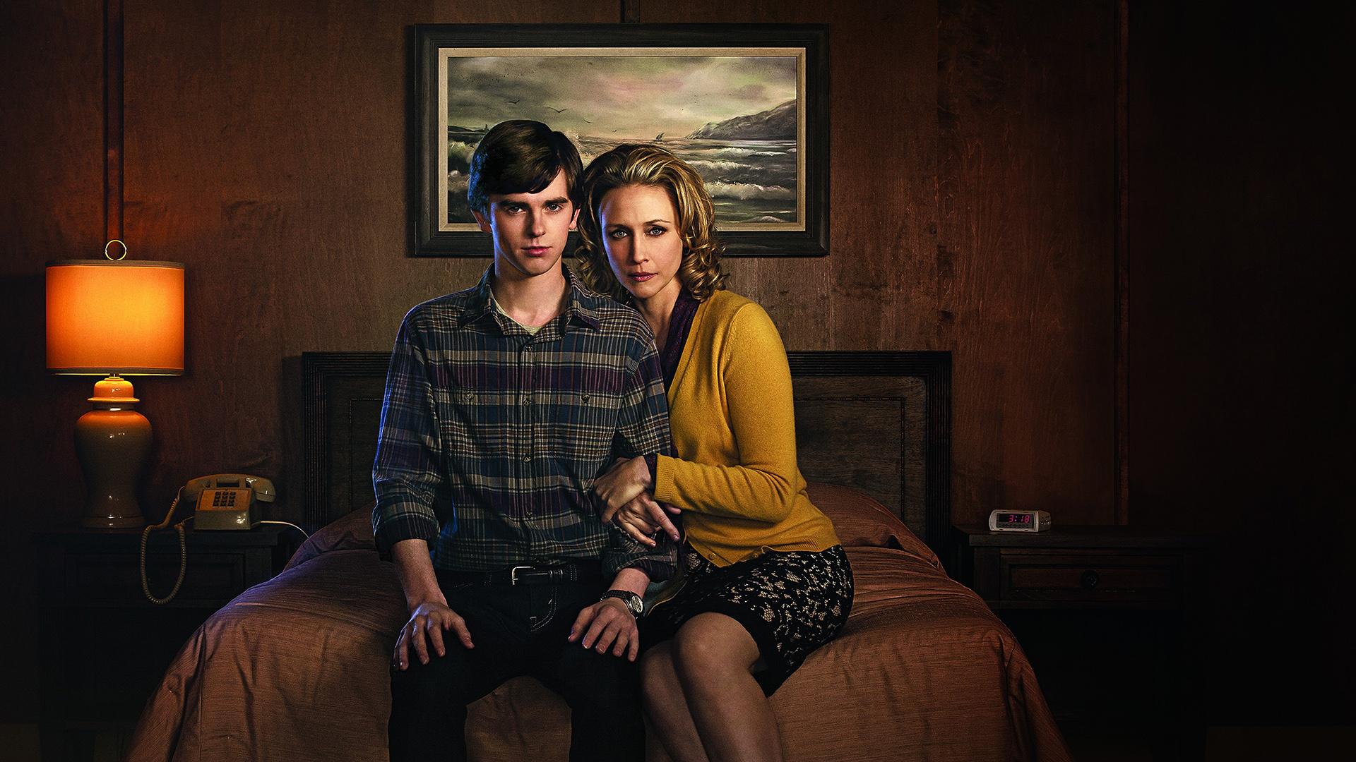 Catalogo Netflix Bates Motel