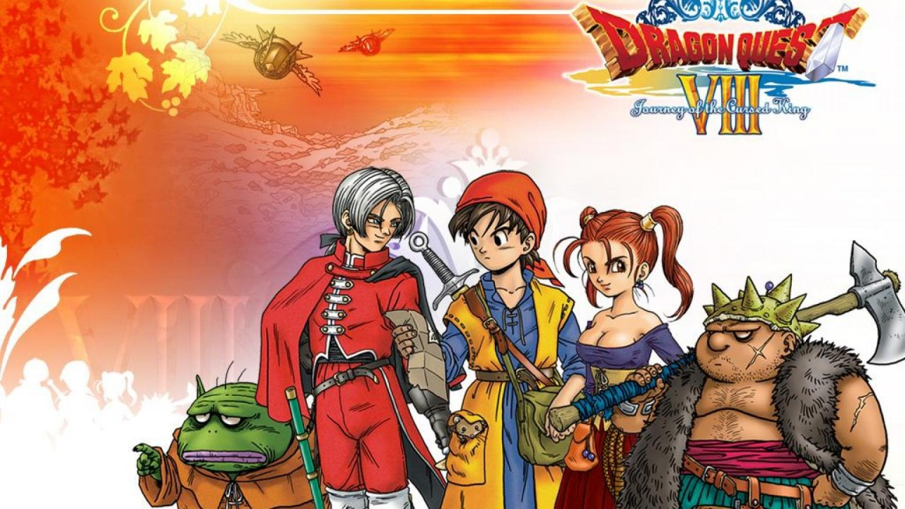 Gdr Dragon Quest 8