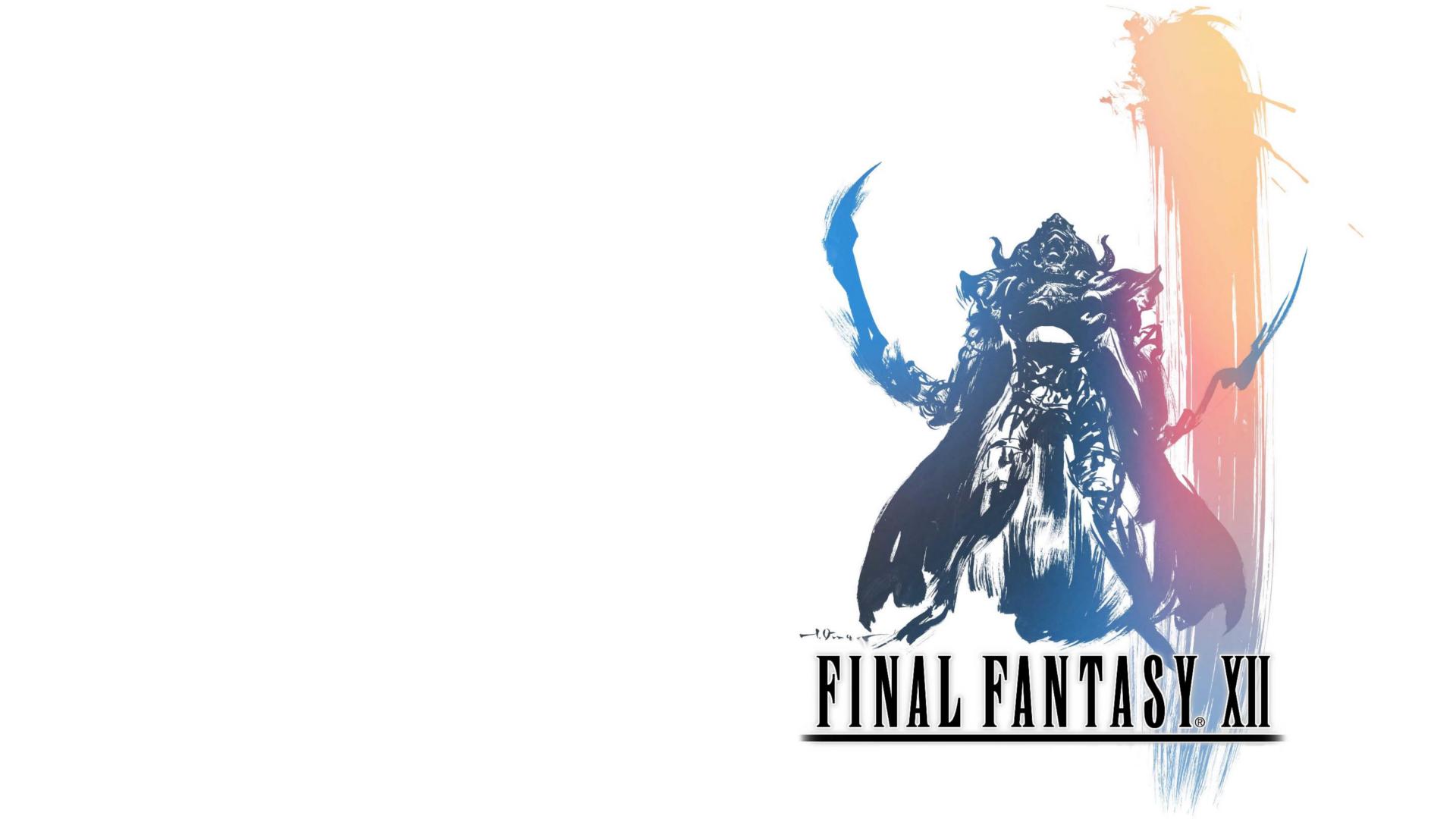 Gdr Final Fantasy XII