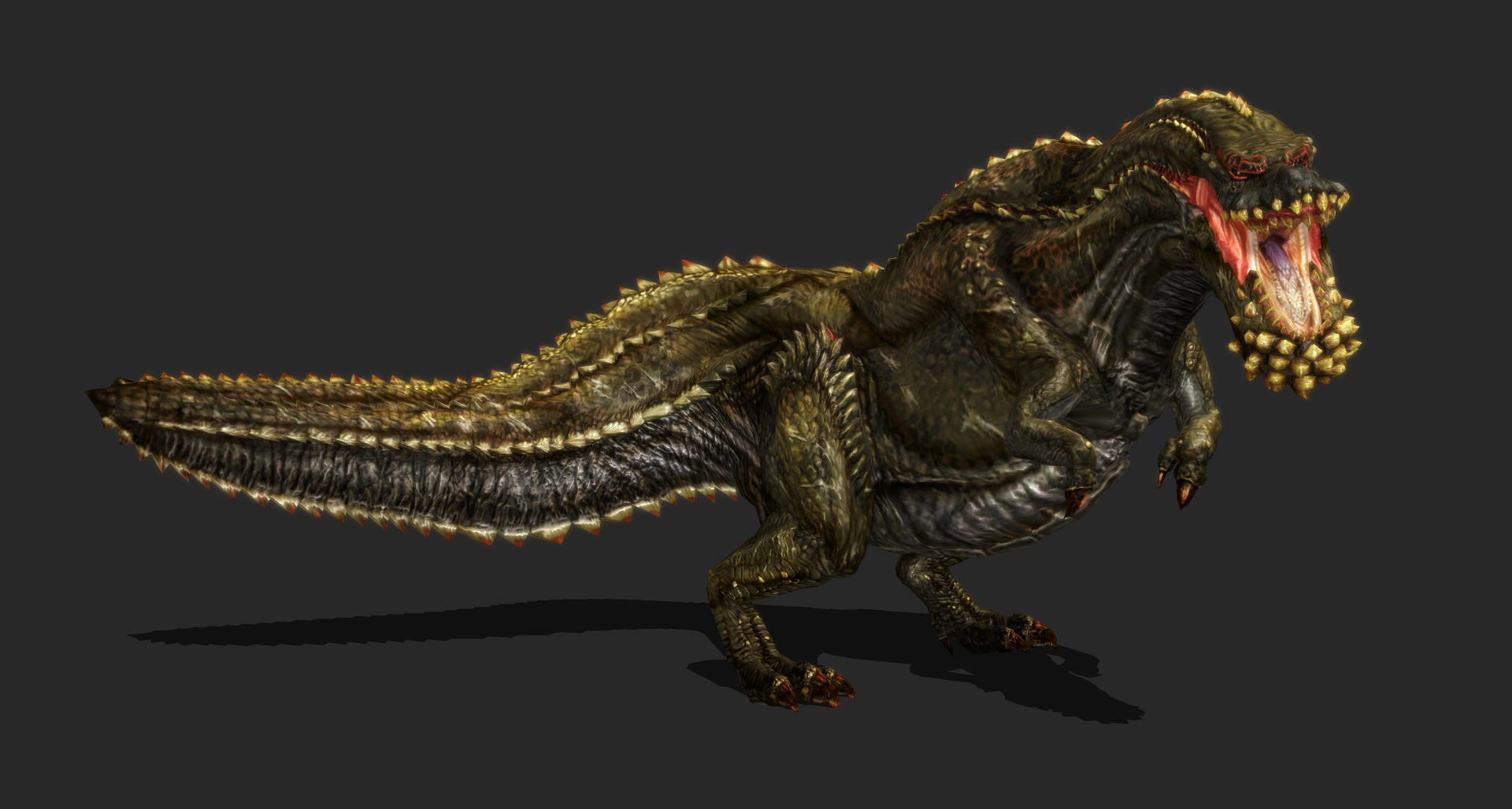 Dinosauri Deviljho Monster Hunter