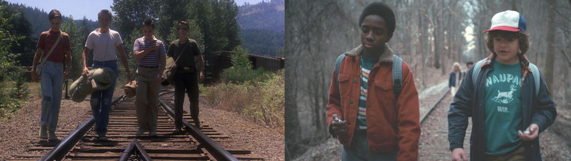 Telefilm Stranger Things Stand By Me