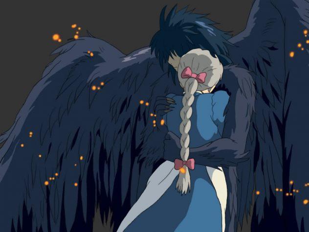 Il castello errante di Howl hayao miyazaki