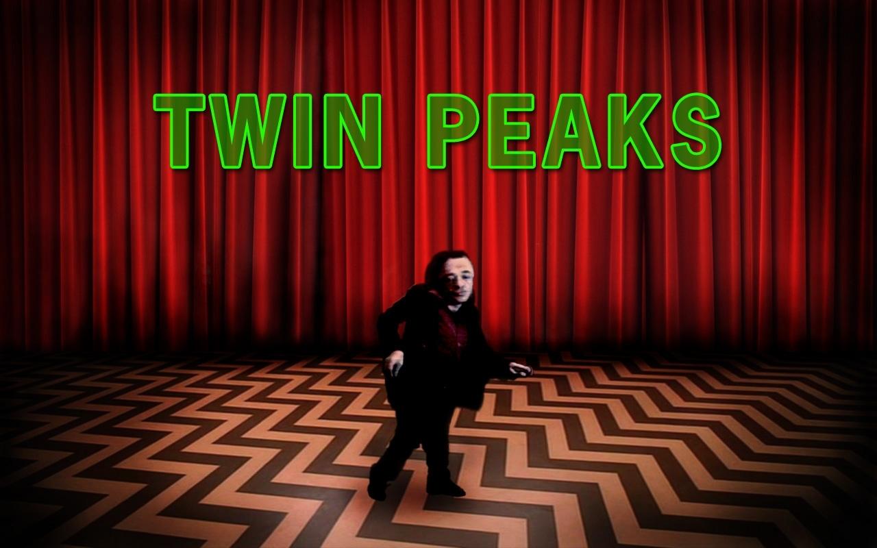 Nano che balla Twin Peaks