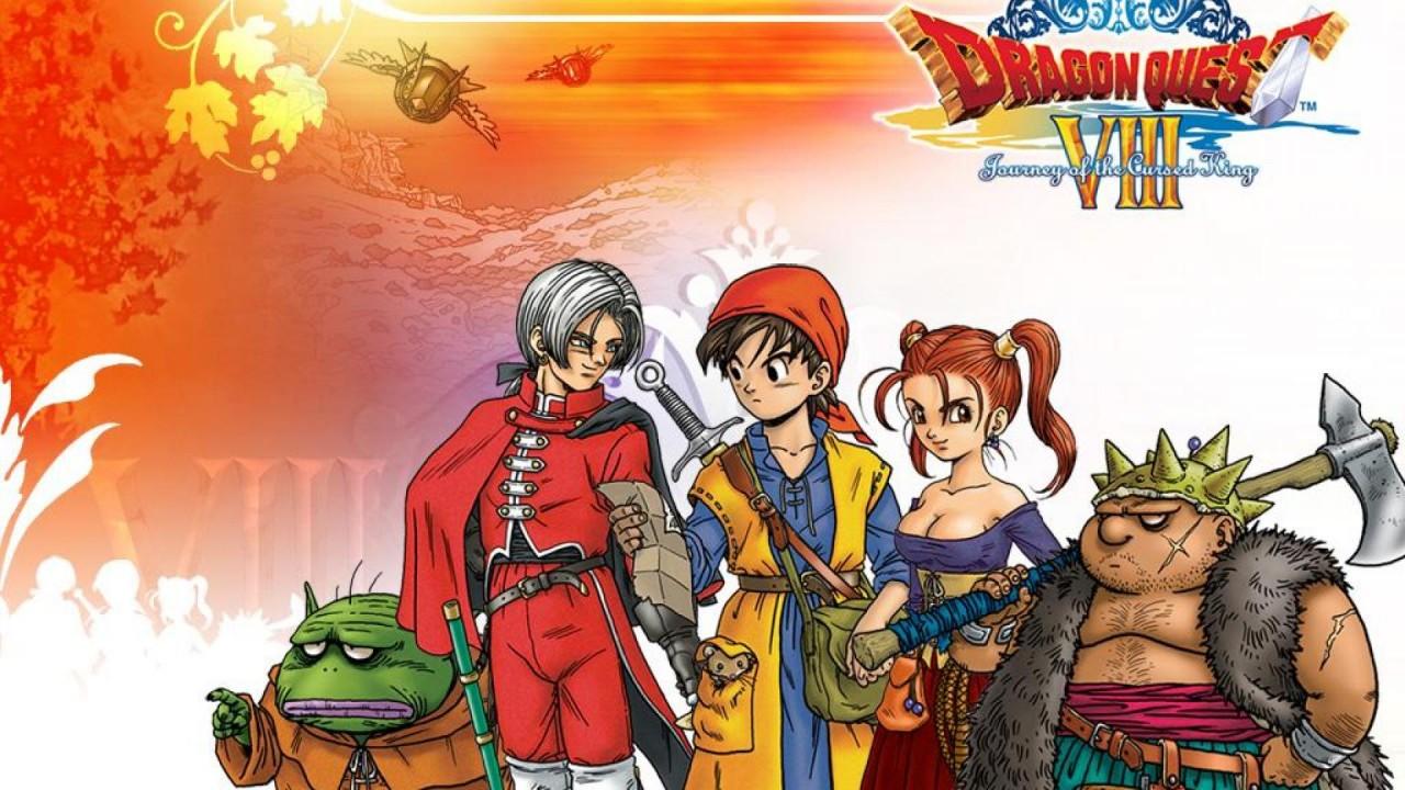 Gdr Dragon Quest 8