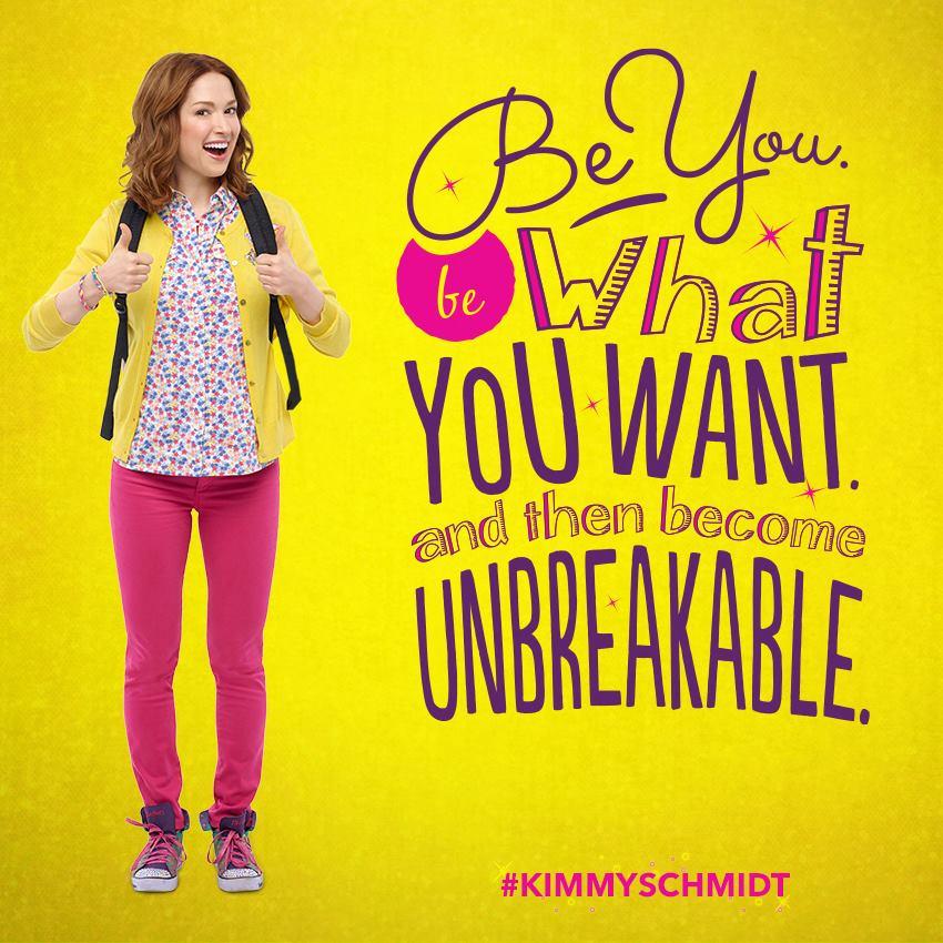 Catalogo Netflix Kimmy Schmidt