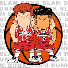 Hanamichi Sakuragi Slam Dunk