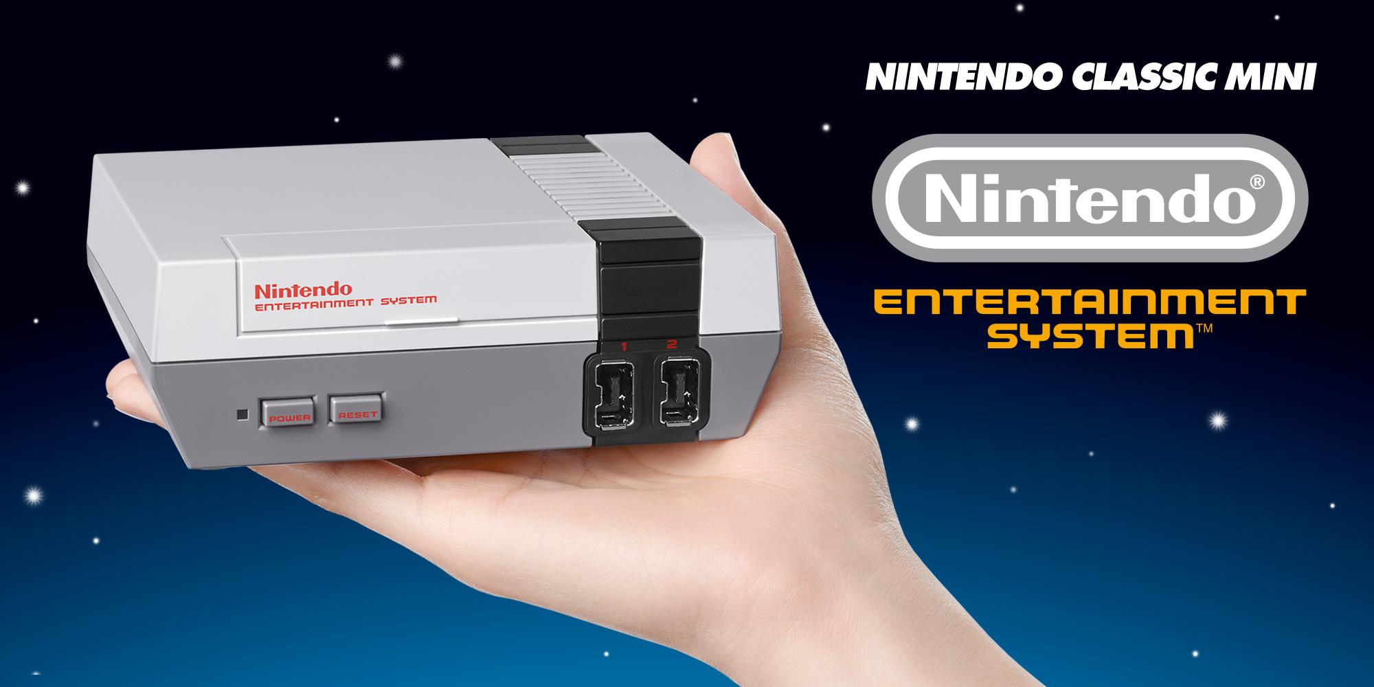 Regali da Nerd Nintendo Classic Mini