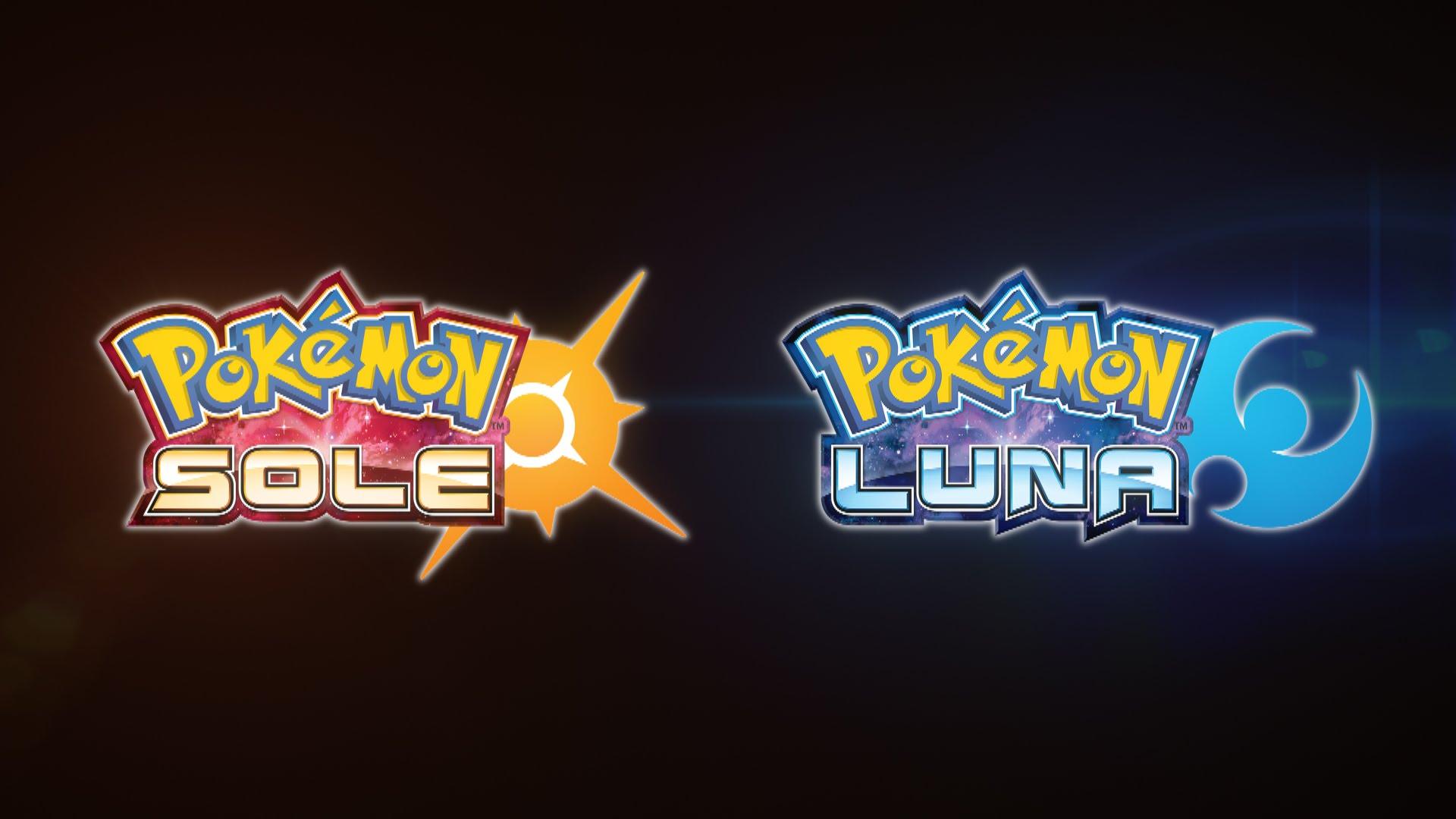 Regali per Nerd Pokemon Sole e Luna